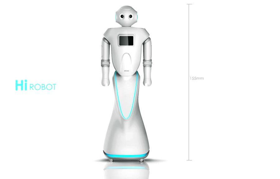 服务机器人-【上品设计官网】-北京工业设计公司,苏州
