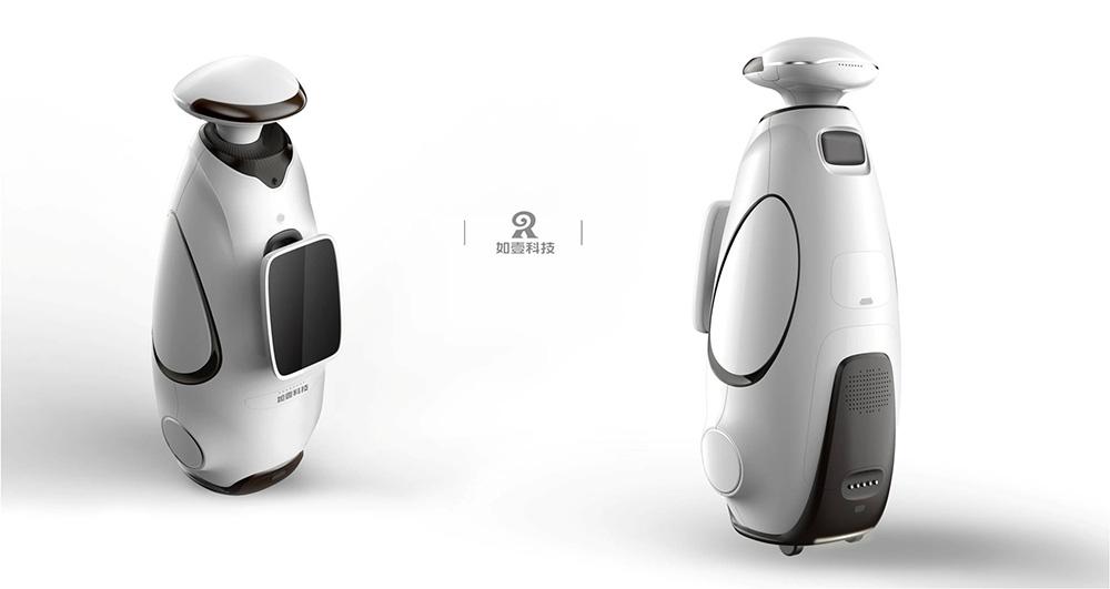 老年陪伴机器人